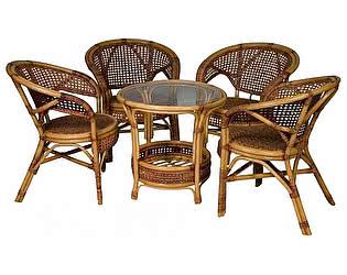 Купить комплект садовой мебели Tetchair Pelangi