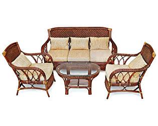 Купить комплект садовой мебели Tetchair ANDREA с диваном