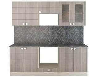 Купить кухню СтолЛайн Квадро 2200x600 мм