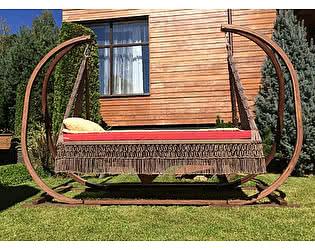Купить качели Besta fiesta МАРРАКЕШ садовые (без каркаса)