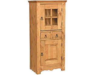 Купить шкаф Волшебная сосна Homme Debout V. (HOM.DEB.V) витрина