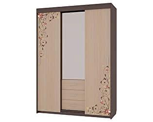 Купить шкаф Мебельсон Виктория-2 (0.6)