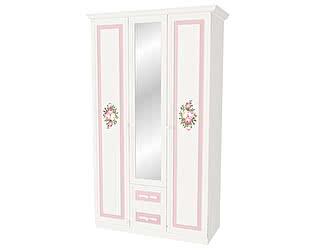 Купить шкаф Мебельсон Алиса (3-ств. с ящ.) МКА-002