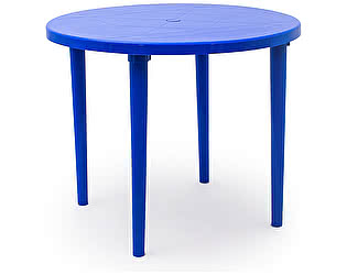 Купить стол Стандарт Пластик круглый, д. 900 мм