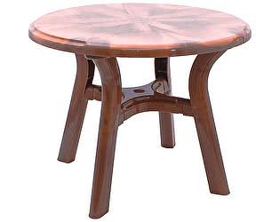 Купить стол Стандарт Пластик круглый Премиум д940 мм Лессир