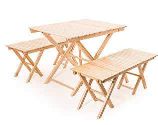 Купить комплект садовой мебели СМКА СМ004Б+СМ026Б 2 шт