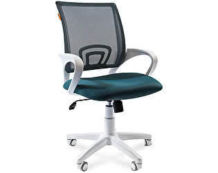 Купить кресло Chairman CH 696 white