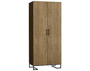 Купить шкаф R-Home  2-створчатый без зеркал Loft