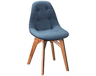 Купить стул R-Home  Eames lite Сканди Блю Арт Натур
