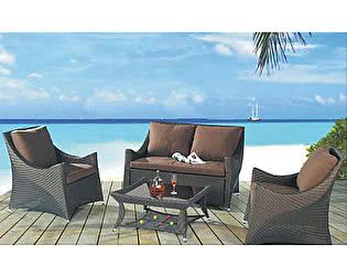 Купить комплект садовой мебели Rotang Lux Комплект Авила