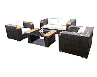 Купить комплект садовой мебели Rotang Lux Комплект Лоосдорф