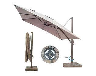 Купить комплект садовой мебели Rotang Lux Зонт Торино