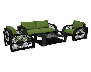 Купить комплект садовой мебели Rotang Lux Комплект Вена
