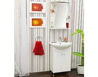 Купить готовую ванную комнату Sanflor Лина 55
