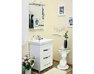 Купить готовую ванную комнату Sanflor Одри 60/2 напольная