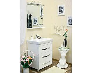 Купить готовую ванную комнату Sanflor Одри 80/2 напольная