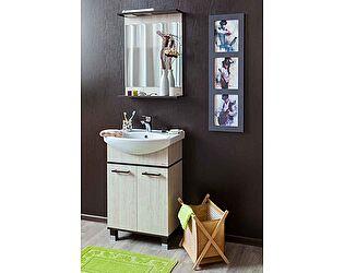 Купить готовую ванную комнату Sanflor Толедо 75 венге, орегон
