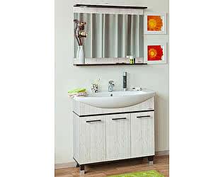Купить готовую ванную комнату Sanflor Толедо 85 венге, орегон