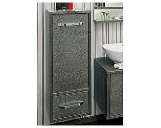 Купить шкафчик Sanflor Тумба Sanflor Румба венге, патина серебро L