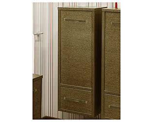 Купить шкафчик Sanflor Тумба Sanflor Румба венге, патина золото L