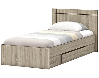 Купить кровать Шагус ТД Оливер 900 Кр-1