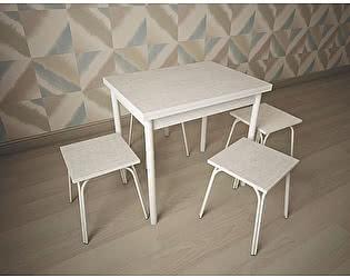 Купить стол Шагус ТД обеденный раскладной на ломберной петле Франс