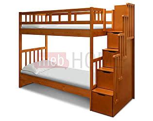 Купить кровать ВМК-Шале Артек двухъярусная