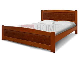 Купить кровать ВМК-Шале Березка 1 кожа