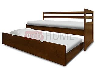 Купить кровать ВМК-Шале Дуэт 1