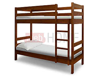 Купить кровать ВМК-Шале Кадет 2 двухъярусная