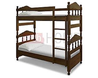 Купить кровать ВМК-Шале Ниф ниф двухъярусная