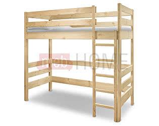 Купить кровать ВМК-Шале Юнга чердак