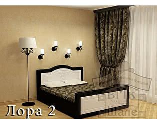 Купить кровать ВМК-Шале Лора 2