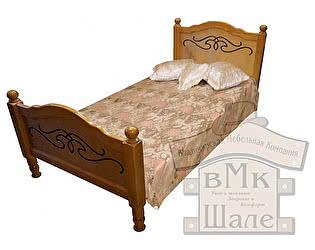 Купить кровать ВМК-Шале Скандинавия