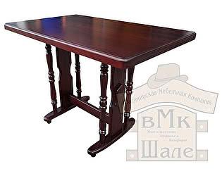 Купить стол ВМК-Шале Милвертон с точеными ножками