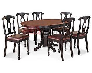 Купить стол ВМК-Шале Лукас (комбинированный цвет)