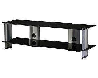 Купить тумбу Sonorous PL 3150 B SLV под ТВ