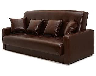 Купить диван Стоффмебель Аккорд темно-коричневый