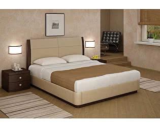 Купить кровать Toris Атриа L1 (Лило) кожа