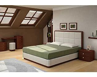Купить кровать Toris Атриа L2 (Виваре) кожа