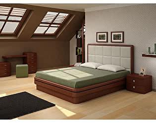 Купить кровать Toris Эва L2 (Виваре) кожа