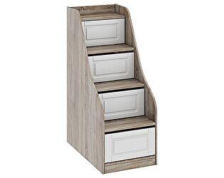 Купить лестницу ТриЯ Лестница Прованс приставная с ящиками, ТД-223.11.12
