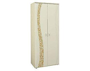 Купить шкаф Витра Соната 2х дверный для одежды, 98.11