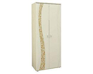 Купить шкаф Витра Соната 2х дверный для одежды и белья, 98.13