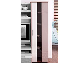 Купить шкаф Витра витрина большой универсальный Мокко, арт. 33.05