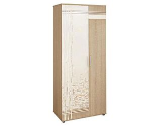 Купить шкаф Витра 2х дверный Бриз, арт.54.01