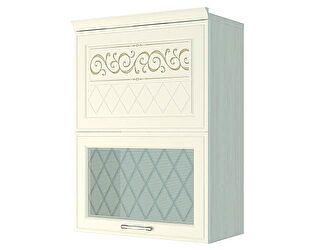 Купить шкаф Витра витрина 60 с системой плавного закрывания Тиффани-19, 19.80