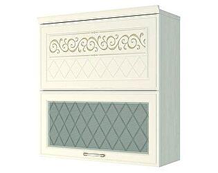 Купить шкаф Витра витрина 80 с системой плавного закрывания Тиффани-19, 19.81