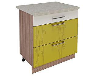 Купить стол Витра Тропикана-17 80 3 ящика, арт.17.67