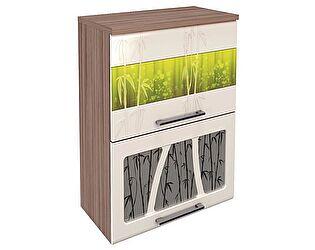 Купить шкаф Витра Тропикана-17 витрина 60 с системой плавного закрывания, арт.17.80